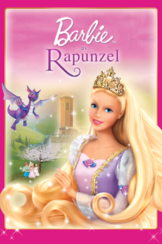 Barbie as Rapunzel Digital Copy
