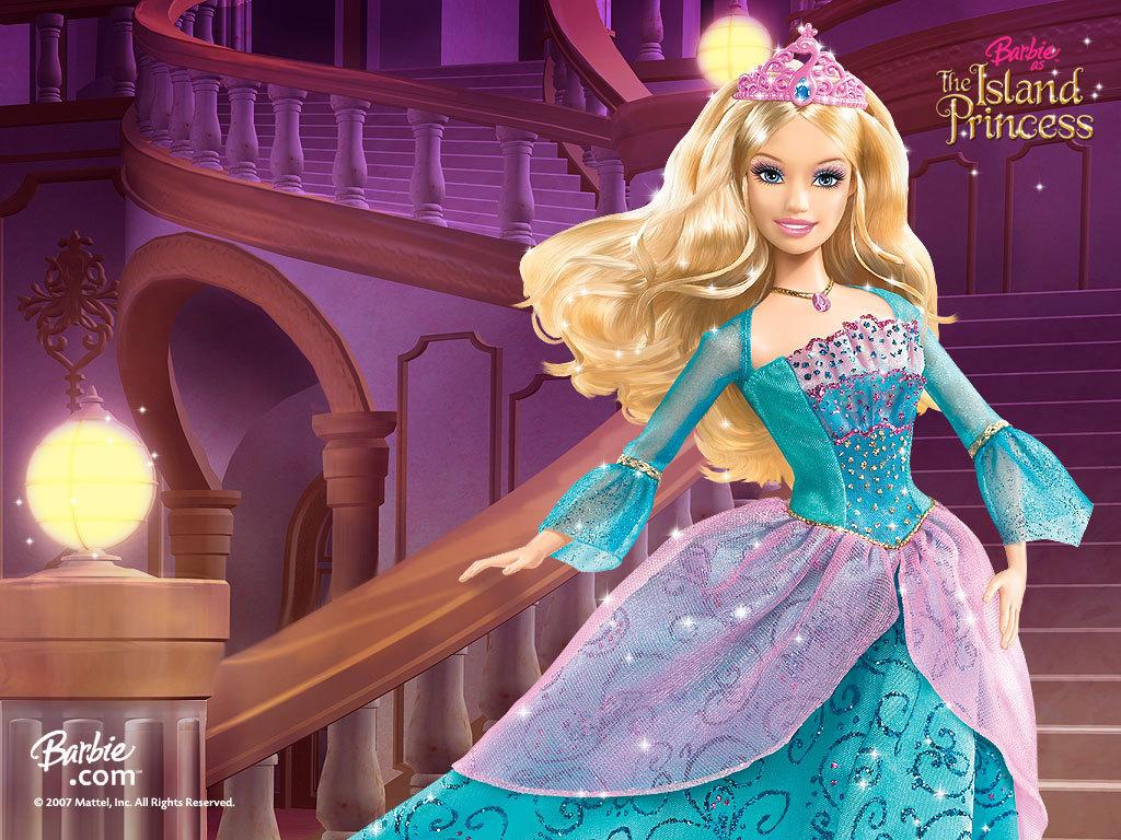 Image - Barbie as The Island Princess Official Stills 7.jpg | Barbie ...