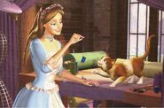 Barbie as The Princess and the Pauper Official Stills 6