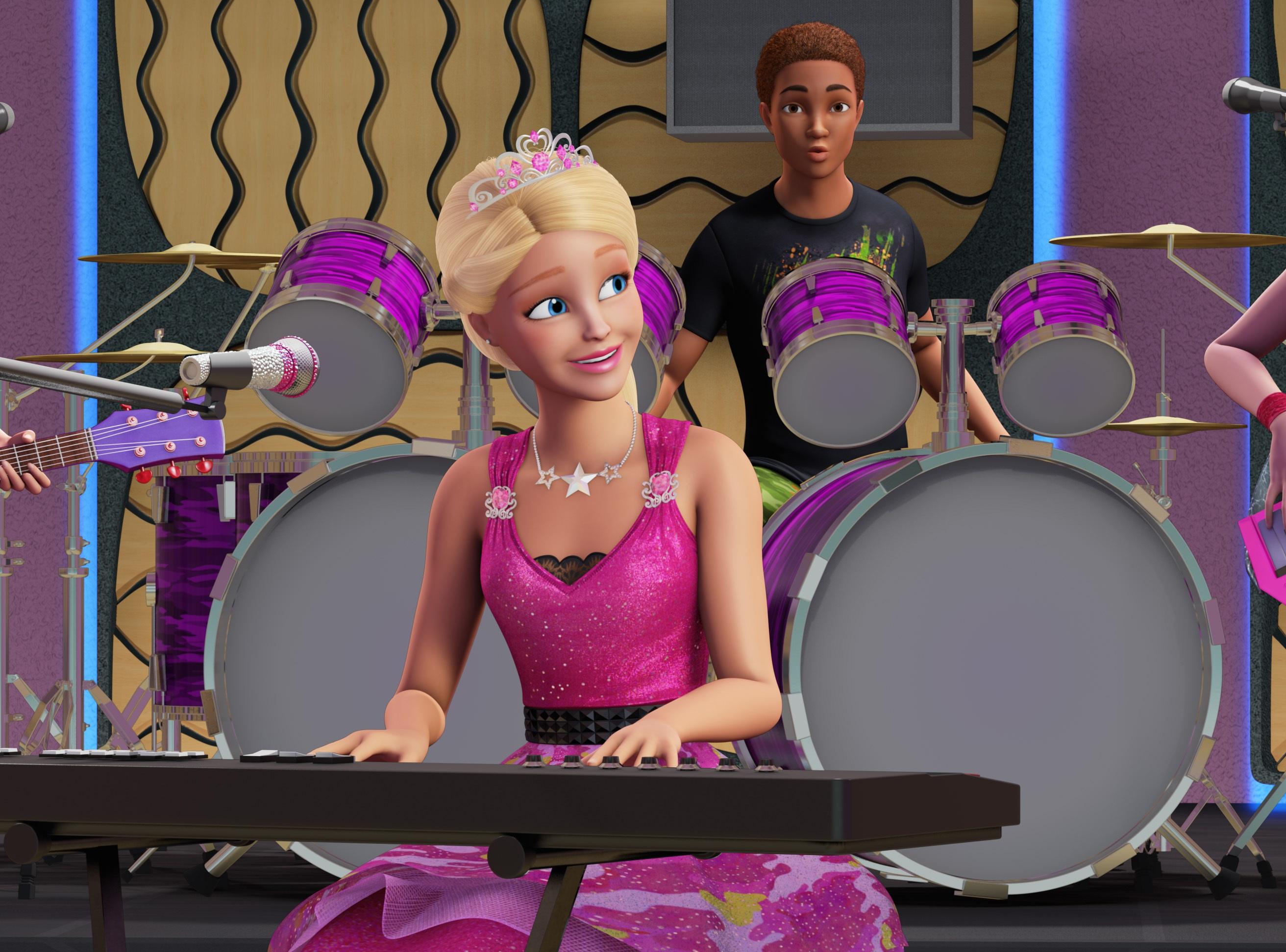 wiki Barbie in Rock