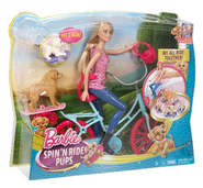 Great Puppy Adventure Spin Ride Pups Doll 6