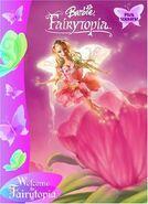 Barbie Fairytopia Welcome to Fairytopia Book