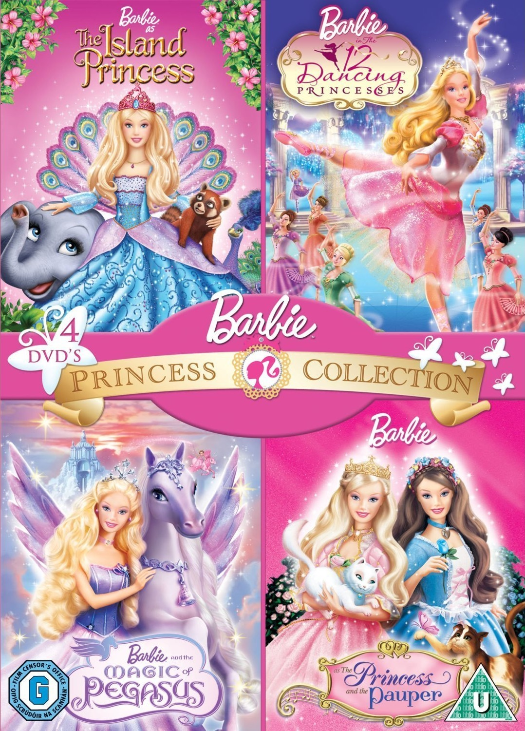 Princesses Barbie Full Movie In Urdu