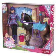 Skipper and Horse