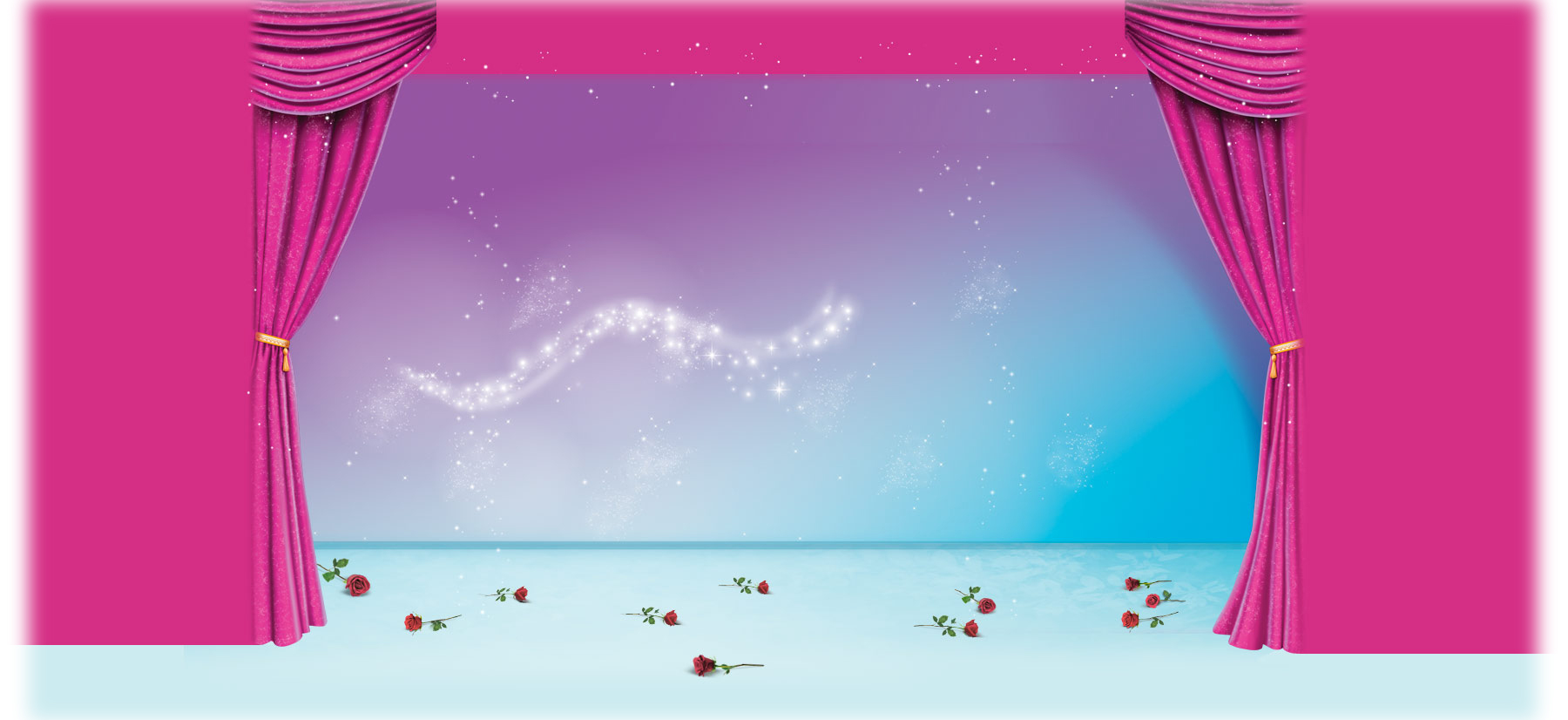 Beautiful background with red hearts Vector Free Download
