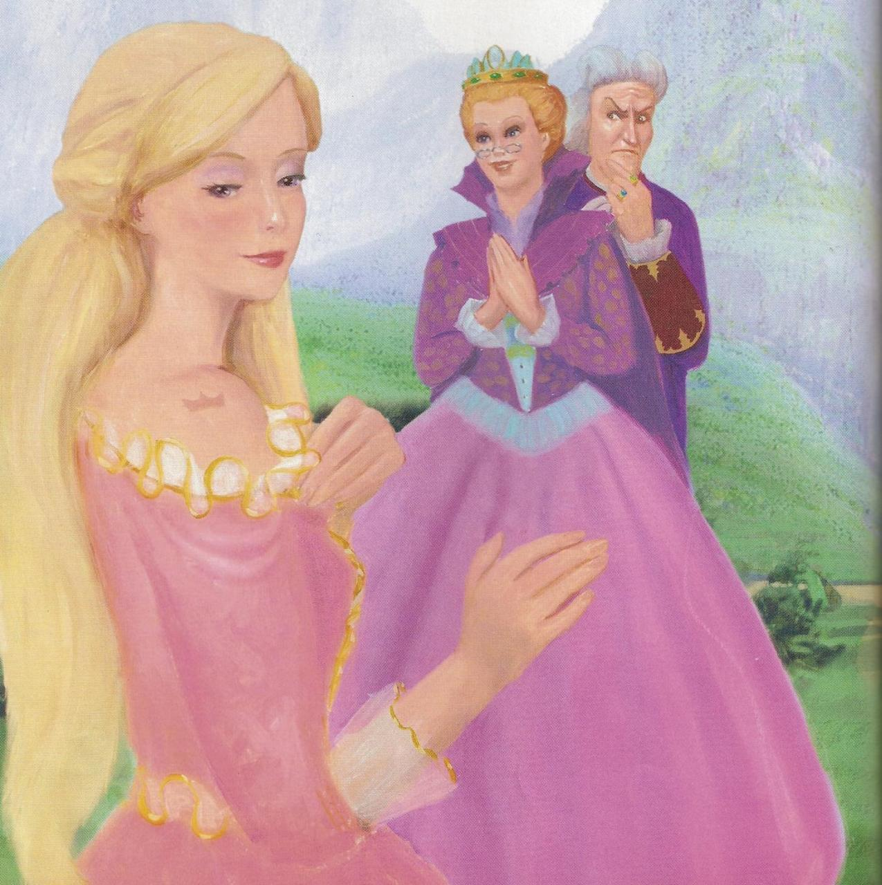 Image Barbie As The Princess And The Pauper Book