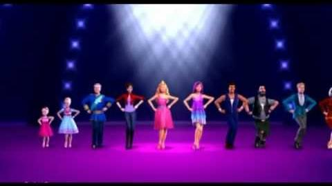 Barbie The Princess And The Popstar - Perfect Day (Instrumental)