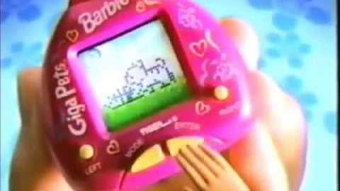 Barbie Giga Pet Ad (1997)