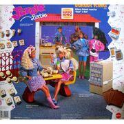 Jazzie Burger King Playset