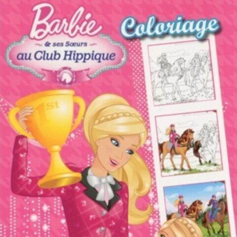 Barbie ses s urs au club hippique marchandise - Barbie club hippique ...