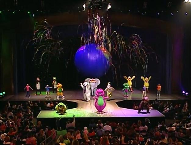 Barney S Colorful World Barney Wiki Fandom Powered By
