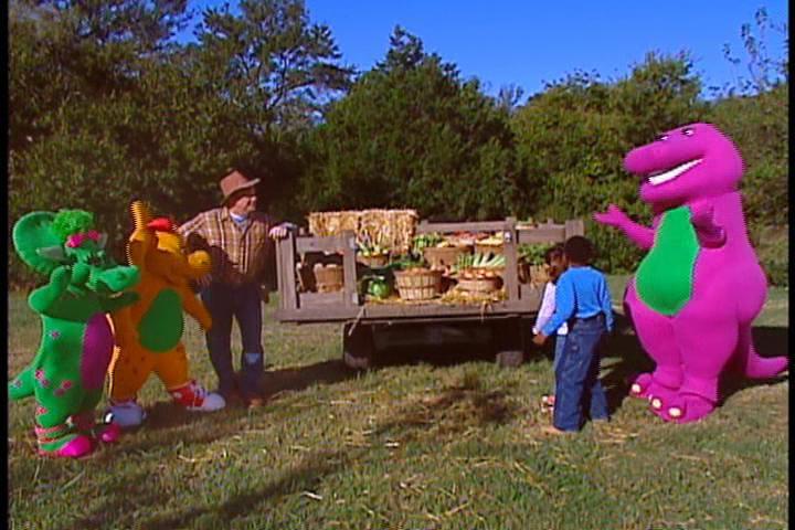 Let S Go To The Farm Barney Wiki Fandom Powered By Wikia