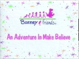 An Adventure in Make-Believe