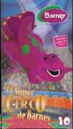 Super singing circus spanish re release 2005