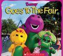 Barney Goes to the Fair