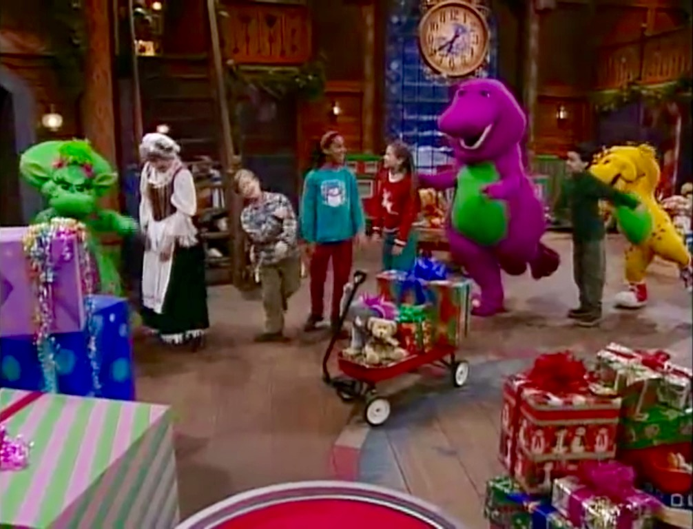The 12 Days Of Christmas Barney Wiki Fandom Powered By