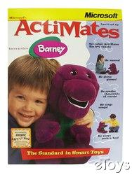 Actimates barney box