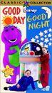 Barney's Good Day, Good Night
