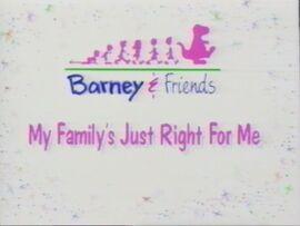 Myfamilysjustrightformetitlecard