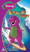 Surfs up barney
