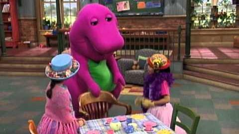 Barney Most Loveable Moments - Clip