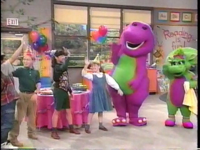 Hello, Goodbye | Barney Wiki | Fandom powered by Wikia