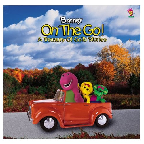 Barney And The Backyard Gang A Day At The Beach: Barney On The Go!: A Treasury Of Go To Stories