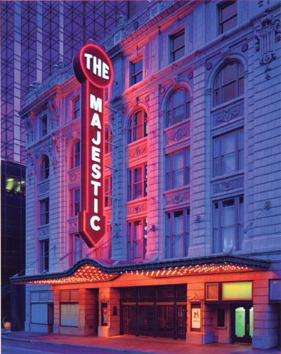 Majestic Theatre - Dallas - Box Office and Ticketing Information