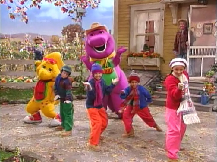 O Block Gang Sign E-I-E-I-O | Barney Wik...