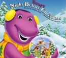 Barney's Night Before Christmas (Book)