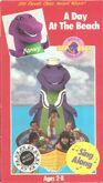 Barneyadayatthebeachvhs1990