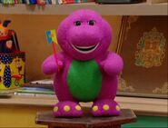 BarneyDollTheSwordInTheSandbox