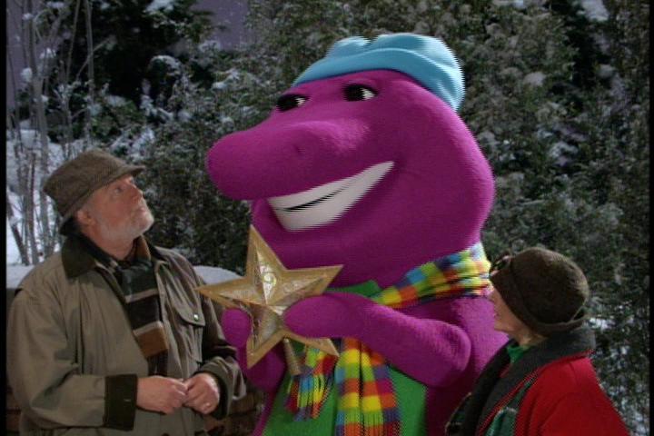 Barney S Christmas Star Barney Wiki Fandom Powered By