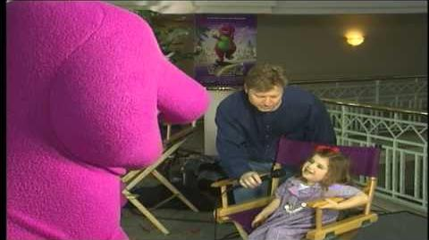 Barney the Dinosaur The Reilly Dever Interview
