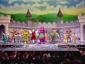 Barney S Musical Castle Barney Wiki Fandom Powered By