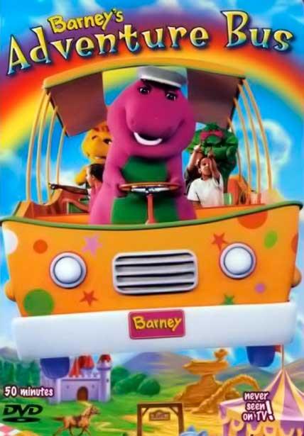 Barney's Adventure Bus [Latino][DVD 5]