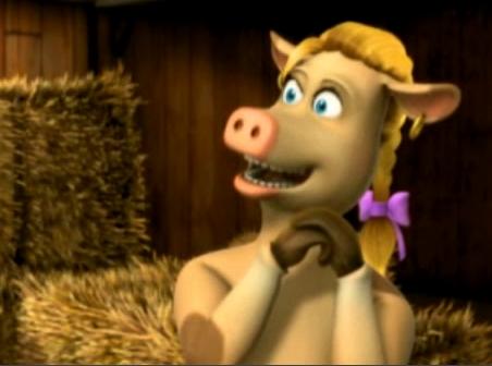 Abby The Cow