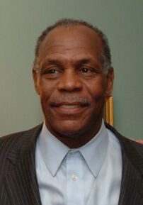 Danny Glover portrait, January 14, 2008