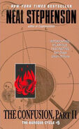 Cover of The Confusion, Part II (book) Mass PB 9780060833237