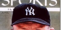 Mickey Mantle/Magazine covers
