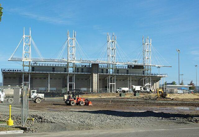 File:Hillsboro baseball stadium construction October 2012 full - Oregon.JPG