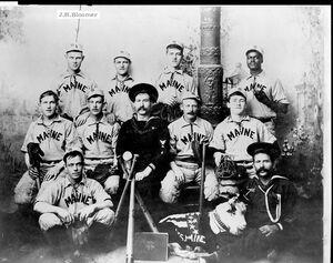 Maine baseball