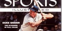 Duke Snider/Magazine covers
