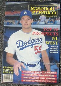 Baseball America - January 10, 1994
