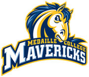 Medaille College Mavericks Athletic Department Logo