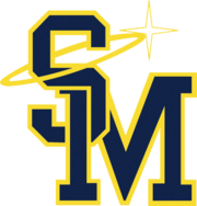 Saint Mary Spires Logo