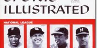 Willie Mays/Magazine covers