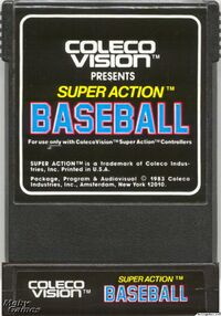 Super Action Baseball 1