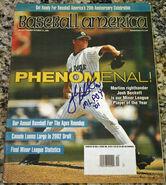 Baseball America - October 2001