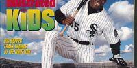 Frank Thomas (AL baseball player)/Magazine covers